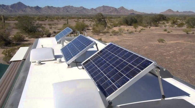 What To Consider Before Buying A Solar Kits For RV