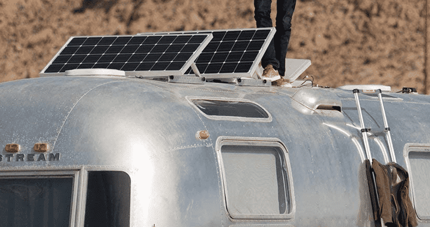 Best Solar Panels For Campers