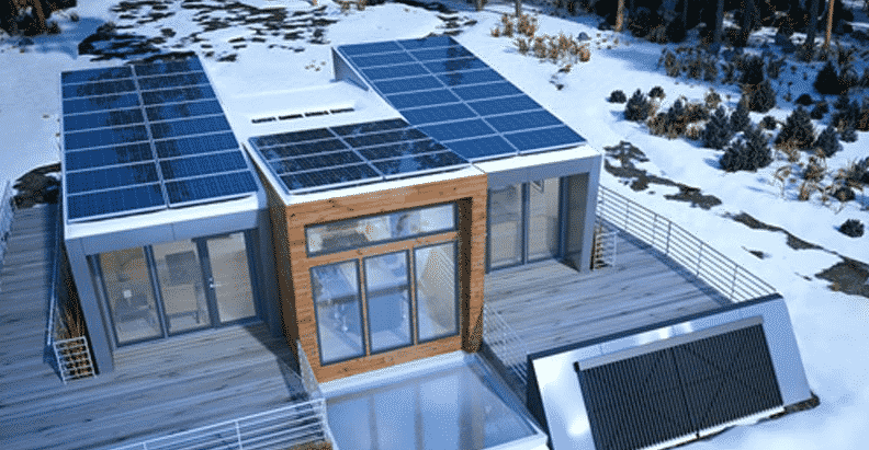 do solar panels work in the winter