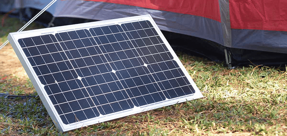 What Can A 100-watt Solar Panel Run