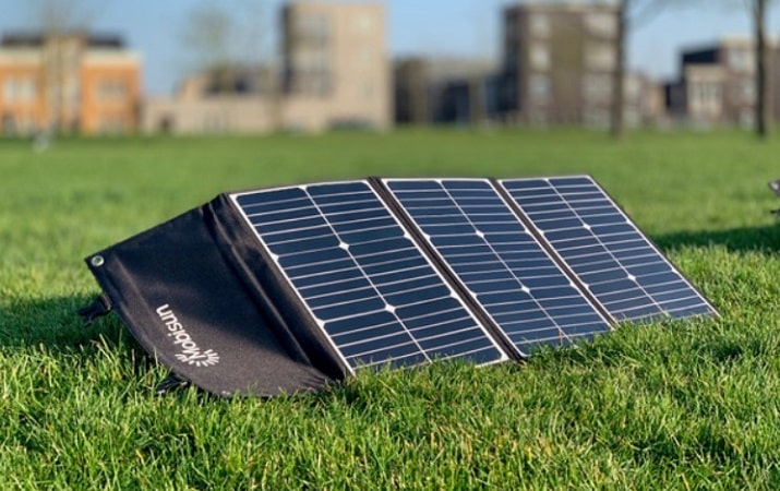 Divide the Solar Watt Rating by the Voltage of Your Battery