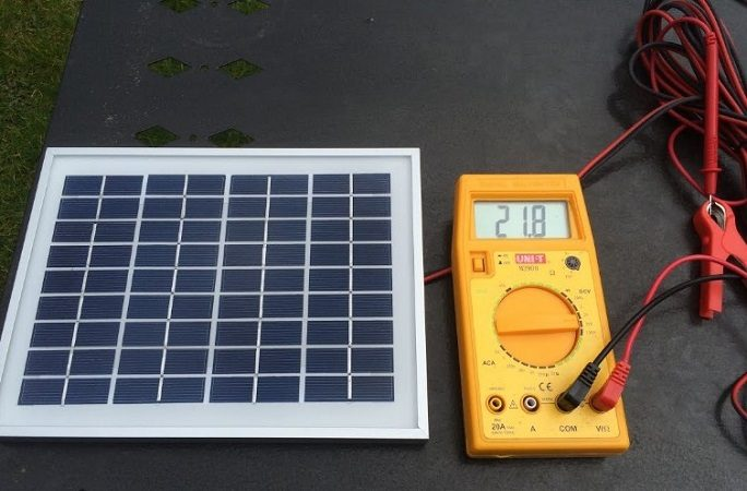 What Size Solar Panel Do You Need to Charge a Car Battery